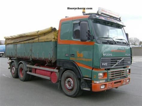 volvo fh  tipper truck photo  specs