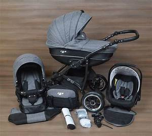 Kinderwagen Online Shop : luxus kombi kinderwagen cleo 3 in 1 komplettset real ~ Watch28wear.com Haus und Dekorationen