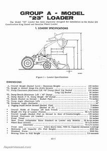 Case Service Manual 210b 310 Wheel Tractor  310 310c