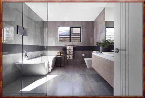 Moderne Fliesen by Edle Gardinen Wohnzimmer Moderne Badezimmer Fliesen Grau