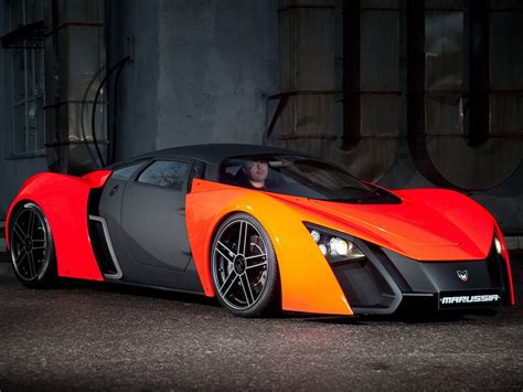 new luxury sports cars cars the new quot marussia b2 quot built by russian automaker