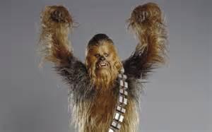 Chewbacca Star Wars Desktop