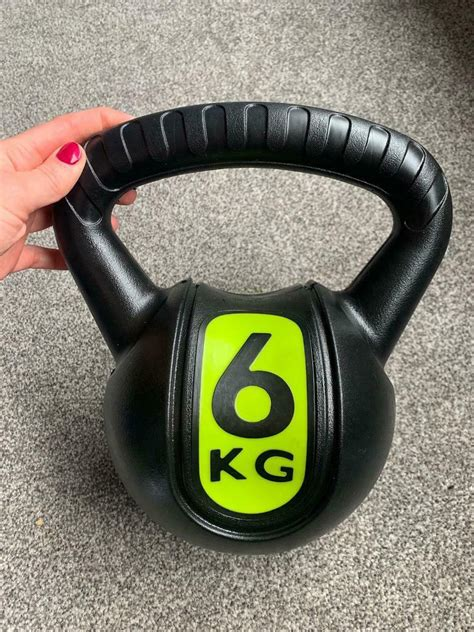 6kg kettlebell weight ended ad