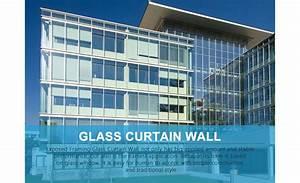 Glass curatin wall | PRANCE
