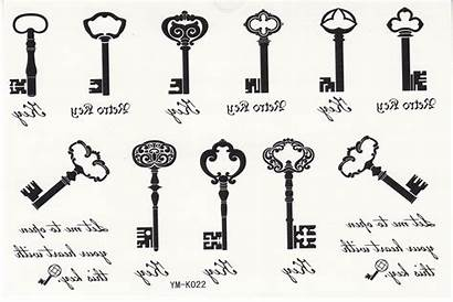 Tattoo Keys Key Tattoos Designs Amazing Letter