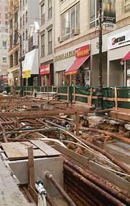 Underground Cables New York City USA Editorial Stock Photo ...