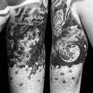 40 Star Tattoos For Men - Luminous Inspiration And Designs