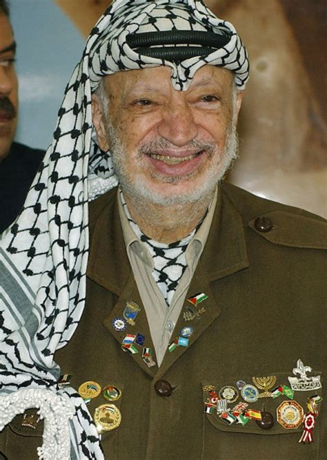 yasser arafat poisoning questions surface
