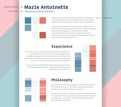 What Font Should My Resume Be In by What Fonts Should I Use On My R 233 Sum 233 Union Io