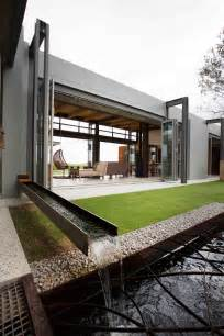 Fresh Modern House Features by Modern Sustainable Home In South Africa Architect