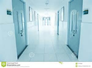 hospital hallway royalty free stock photo image 15759285