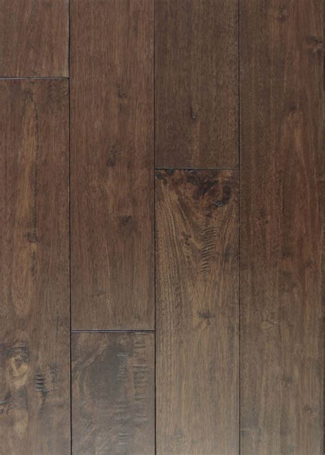 HandWerx Hardwood Flooring HANDWERX Hand Scraped Plank
