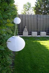 Garten Lampions Wetterfest : diy lampions f r eine lichterkette basteln ~ Frokenaadalensverden.com Haus und Dekorationen
