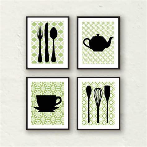 kitchen wall deco fork art spoon art kitchen decor kitchen utensil art modern kitchen art wall decor modern