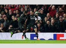 Manchester United 11 Liverpool FC UEFA Europa League