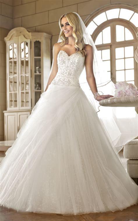 Wedding Dresses Fairytale Ball Gown Wedding Dress