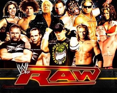 Raw Wwe Wallpapers Wrestling Stars