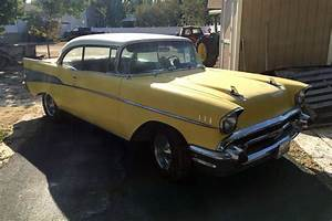 Chevrolet Bel Air 1957 : grandpa 39 s 1957 chevy bel air ~ Medecine-chirurgie-esthetiques.com Avis de Voitures