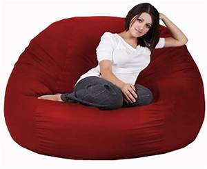 large adult size bean bag chairs thebeanbagchairoutletcom With bean bag sofa for adults