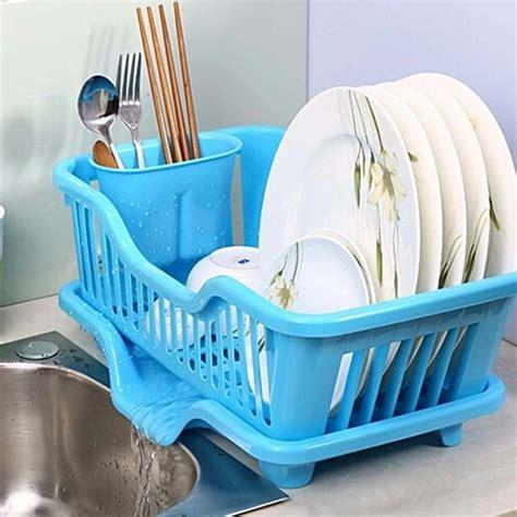 house  quirk plastic kitchen sink dish drainer