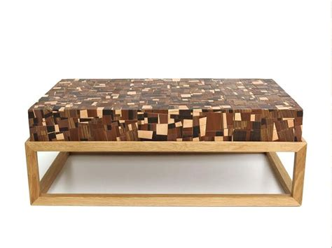 mosaic wooden tables coffee table design