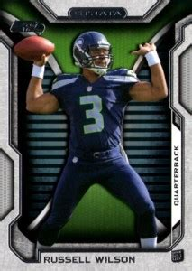 russell wilson rookie card guide
