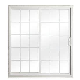 reliabilt patio doors 332 shop reliabilt 332 series 70 75 in grilles between the