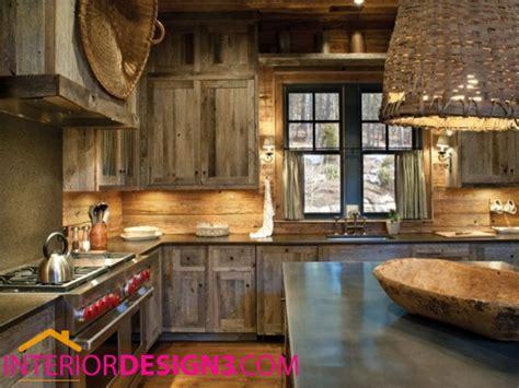 Interior Design Rustic Beach House