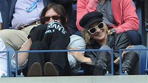 Diane Kruger Cozies Up To Norman Reedus Takes Silly Selfies At The US Open Pics