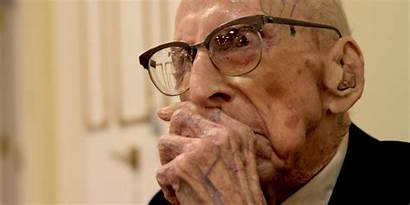 Walter Oldest Person Cigar Film Smoking Veteran