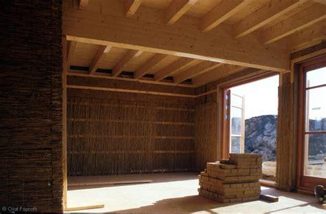 Holzkonstruktion Mit Einblasdaemmung by Handwerklich Vorgefertigte Holzkonstruktion Lehm
