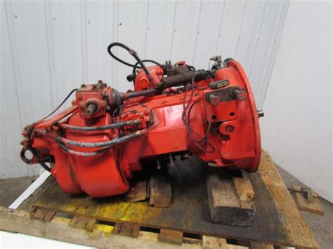 eaton fuller rt6613 13 speed transmission assembly low 19 000 clean ebay
