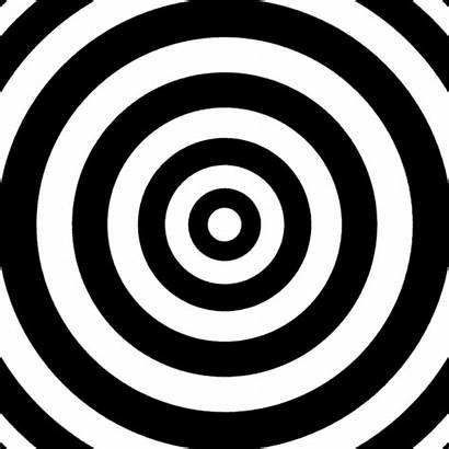 Optical Illusion Round Shape Illusions Gifs Animated