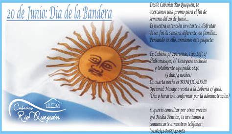 actividades para el dia de la bandera argentina d 237 a de la bandera promo caba 241 as