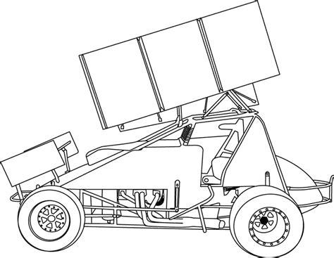 pin  tuff grafx  sprintcars sprint cars race car