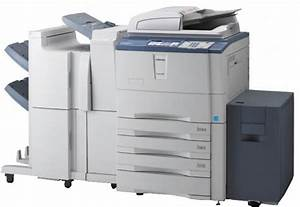 toshiba e studio 557 heavy duty digital copier machine With heavy duty document scanner