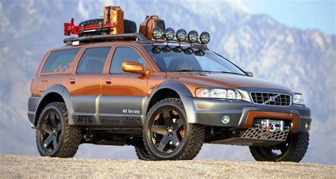 volvo xc surf rescue concept car  catalog