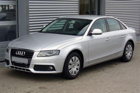 Audi A4 B8  Wikipedia, Den Frie Encyklopædi