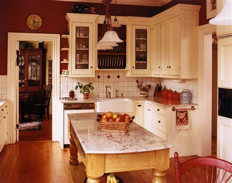 Old Farmhouse-traditional-kitchen-san Francisco-by