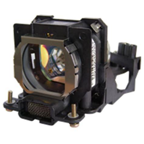 bulb replace manual panasonic projector