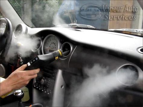 protection siege auto lavages vapeur auto services
