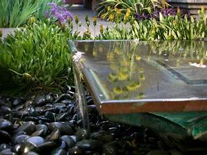 Fontaine Cascade Bassin : jardins aquatiques 101 id es de bassins et de fontaines ~ Premium-room.com Idées de Décoration