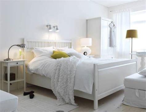 Stark White Bedroom Furniture  The Interior Design