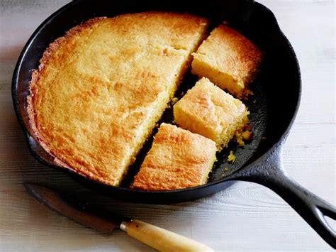 cast iron skillet corn bread alexandra guarnaschelli