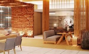 Deko Für Wohnung : 100 ideen f r faszinierende deko aus holz schmuck von der natur ~ Sanjose-hotels-ca.com Haus und Dekorationen