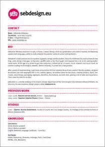 are photo resumes a idea exles of impressive resume designs
