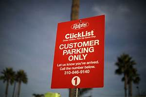 To Thwart Amazon  Kroger And Walmart Lure Shoppers With