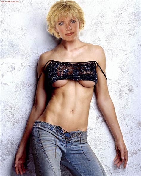 Amanda Tapping Fake Picture Naked Babes