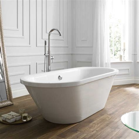 April Haworth Freestanding Bath  Skirted Bath  1800 X 800