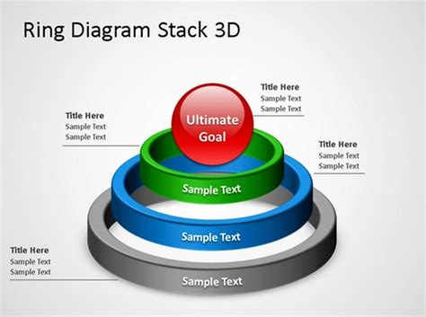 Ring Diagram by Free Business Powerpoint Templates And Diagrams